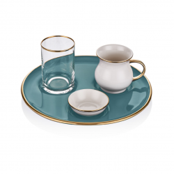 Small coffee set for hospitality