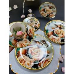 30-piece Tea and Serving Set