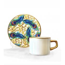 12-piece coffee nisscafe cup set