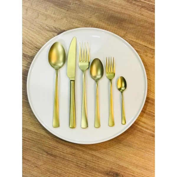 Set of 36 spoons, forks and knives