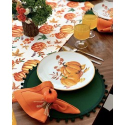 19 piece table cover set