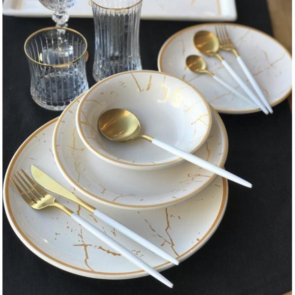 24-piece serving set