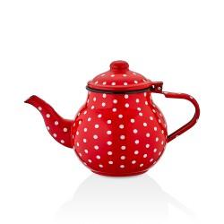 Enamel Tea Pot  ( 1200 ml )