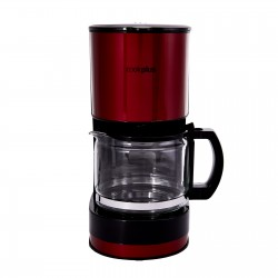 Coffee machine red color