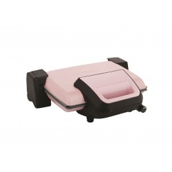 The Toast Sandwich heater is 1800 watts pink