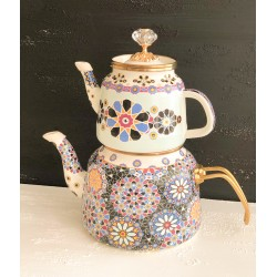 Turkish teapot