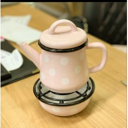 Turkish teapot measuring 850 ml with a heater