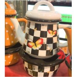 Turkish teapot, medium - heater