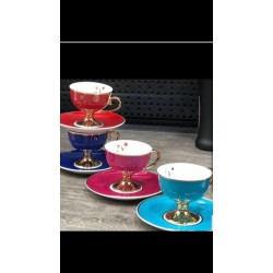 Turkish coffee cups set consisting of 6 grains