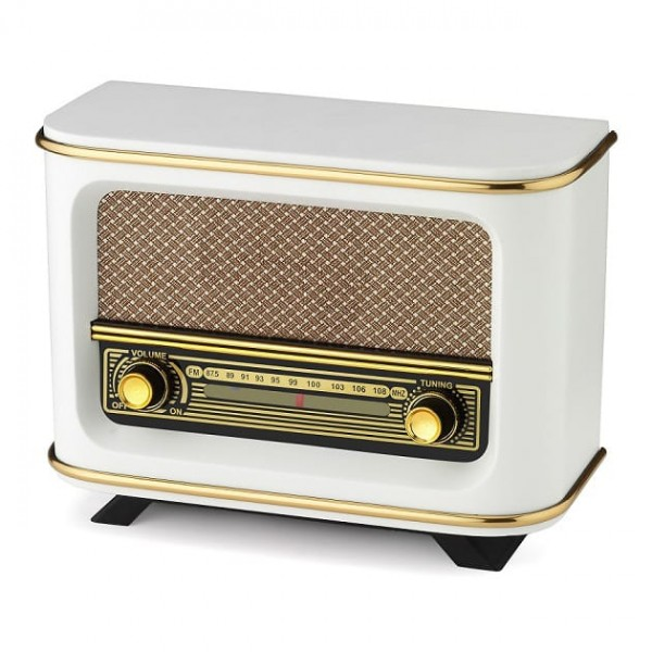 White Turkish radio