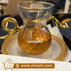 12-cup tea set with plates