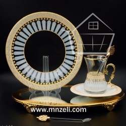 24-piece tea set