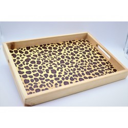 Turkish tray Made of wood