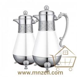 Thermos tea set consisting of 2 pieces